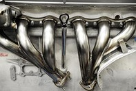 DB5 Exhaust